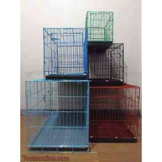 Dog Cage Collapsible