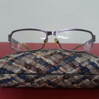 Made in Italy Eyeglass Frame