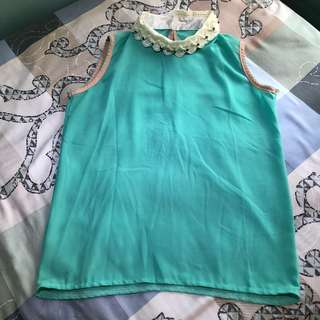 tosca collar blouse