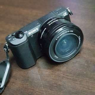 Sony mirrorless a5100