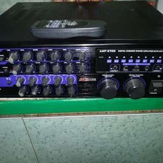 XD pro  Amplifier