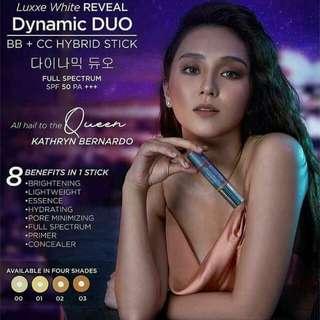 Dynamic Duo cc+bb cream concealer