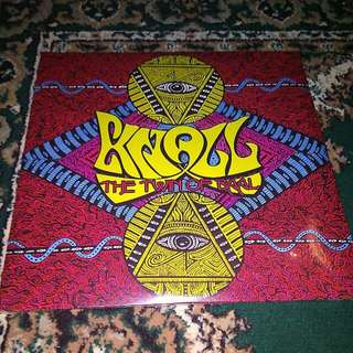 "Knall ""The Twin Of Baal"" Vinyl LP Record"