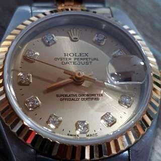 Rolex lady date 79173