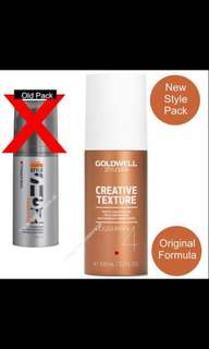 Goldwell Style Sign Roughman 4