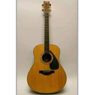 Yamaha LLX6 acoustic guitar