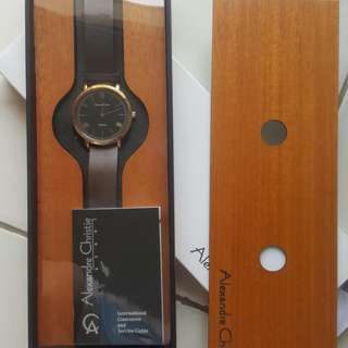 Alexandre Christie 8471MH Brown Original