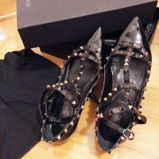 Valentino 平底鞋