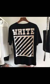 Off-White Tee UA