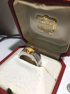 Cartier Tank WG ring