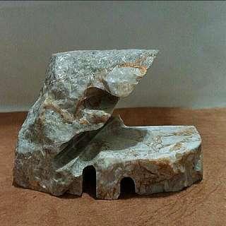 岩礦造型平臺