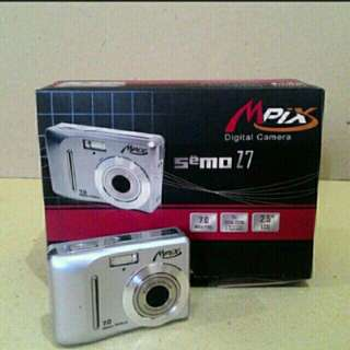 Kamera Digital Mpix Semo Z7 Second Murah