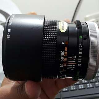 Canon FD 135mm f3.5