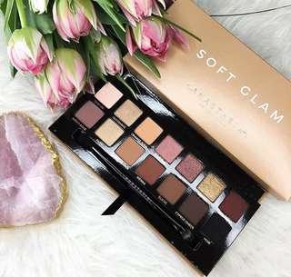 AUTHENTIC!!! Anastasia Beverly Hills Soft Glam Eyeshadow Palette