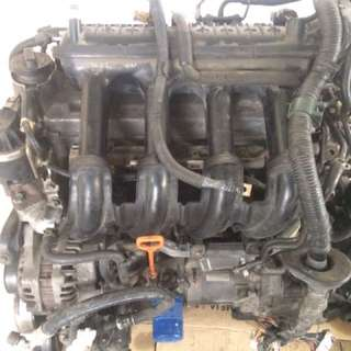 Honda jazz/city L15a vtec engine empty