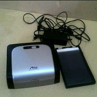 Digital Photo Printer Mpix SP300 Portable
