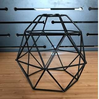 Brunsta, Pendant Lamp shade, black