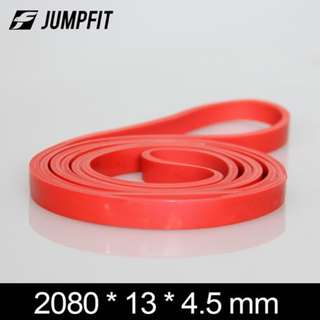 Pull Up Resistance Band Red