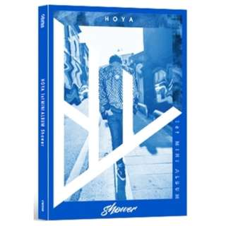 [PREORDER] Hoya 1st Mini Album - Shower
