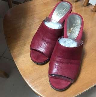 Sale! Aerosoles Heel Rest Sandals (Repriced)