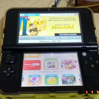 New 3DS XL and pre loved games