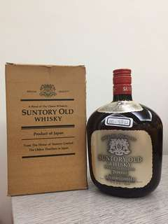 Suntory Old (760ml/ 43%)