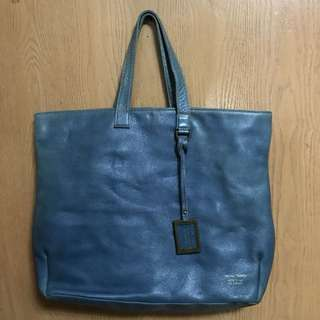 Sale! Big Blue Tote Bag (Repriced)