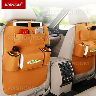 JOYROOM CY130 Car Vehicle Back Seat Multi-pocket Organizer Hanging Travel Storage Bag