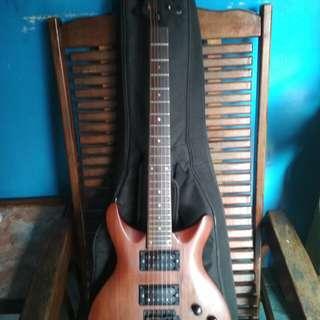 FS Guitar Gillmore GS-01 + Softcase Schecter