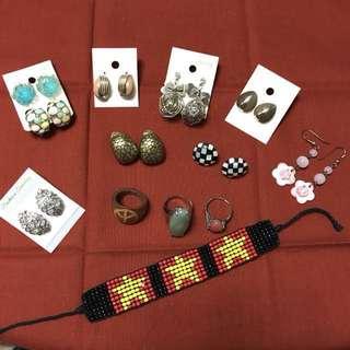 SALE! Assorted Accessories E