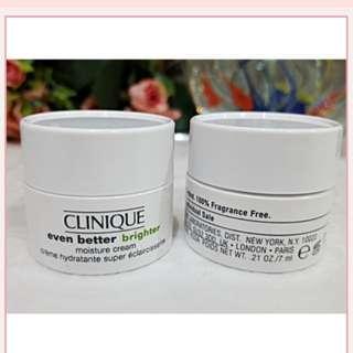 Clinique even better brighter moister cream