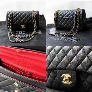 Chanel Jumbo Double Flap Bag
