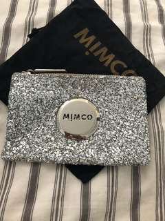 Sparkly Mimco Pouch - Small