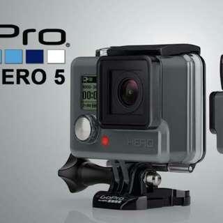 Kredit kamera gopro Hero 5 promo Bunga 0% termurah tercepat