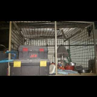Steel dog cage for sale