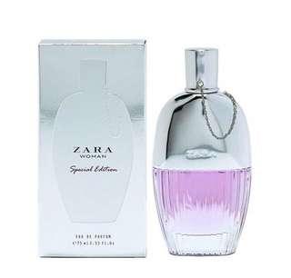 Zara special edition perfume edt 75ml