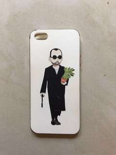 iPhone Case for 5s - Leon 這個殺手不太冷