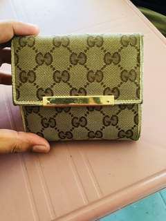 GUCCI Wallet Authentic 💯