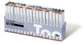 Copic Markers authentic