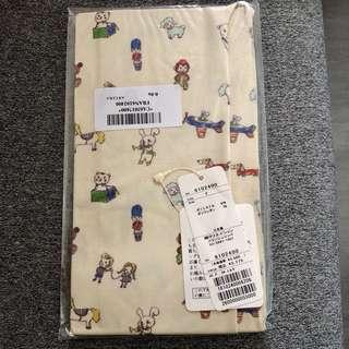 全新未拆封日本製 Franche Lippee 厚絲物質料玩具公仔襪褲