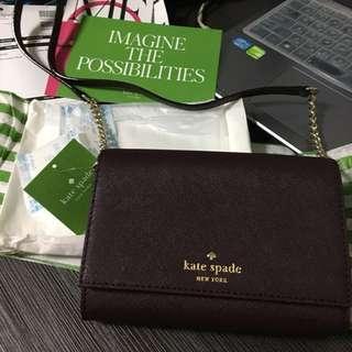 Kate Spade 鏈條小包
