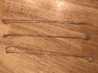 authentic Swarovski necklaces