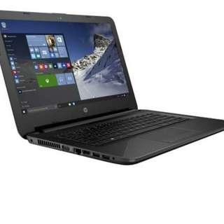 kredit laptop Amd A4 9120 Ram 4gb VGA AMD Radeon R3 dos free 1x cicilan