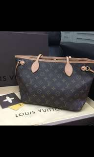 Authentic LV Neverfull PM  ( Negotiable )
