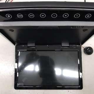 10 inch slim Roof Monitor
