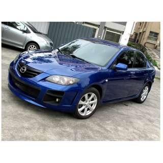 24期 月繳5247元 2005年 2.0 speed版 寶藍雙內裝