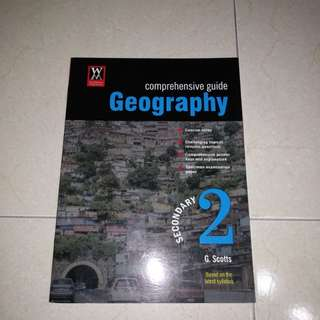 Comprehensive guide geography 2 - assessment book for sec 2