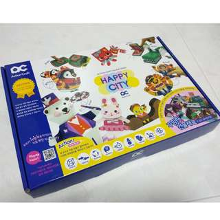 Educational Toys_Paper Toys_Action Crafts
