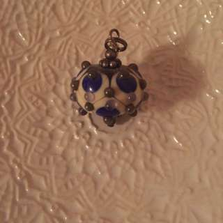Glass Bead Pendant
