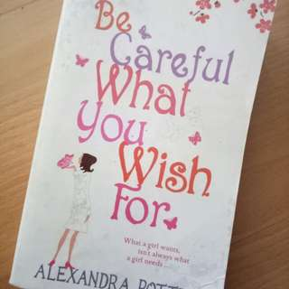 Alexandra Potter Book